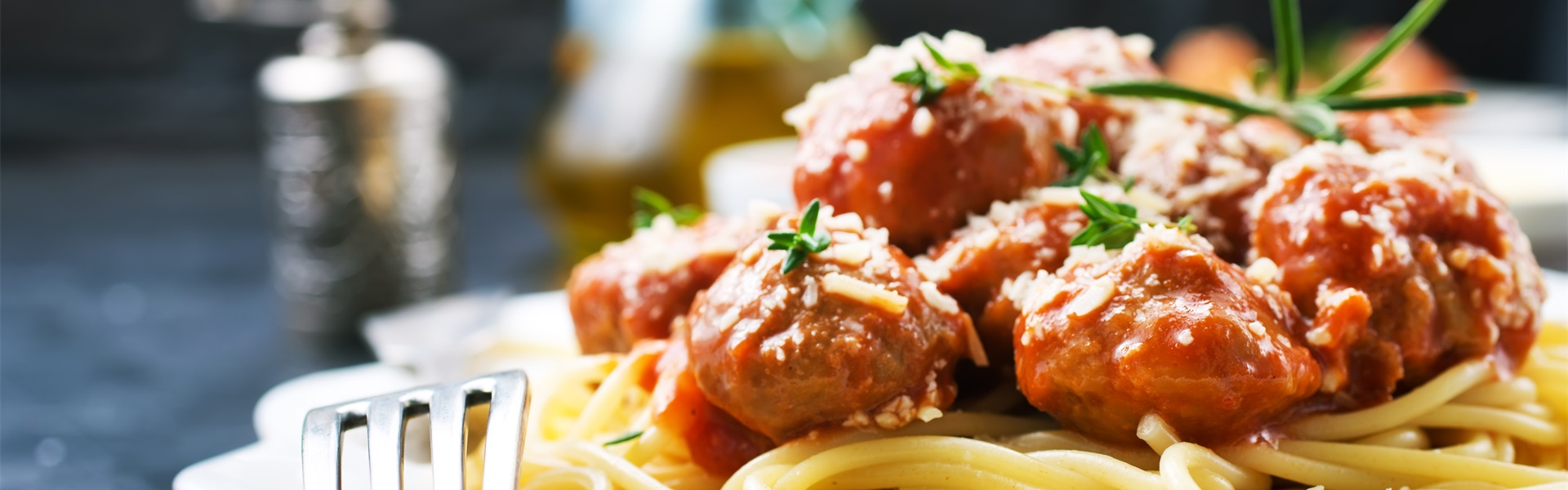 Recipe: Meatballs with spaghetti