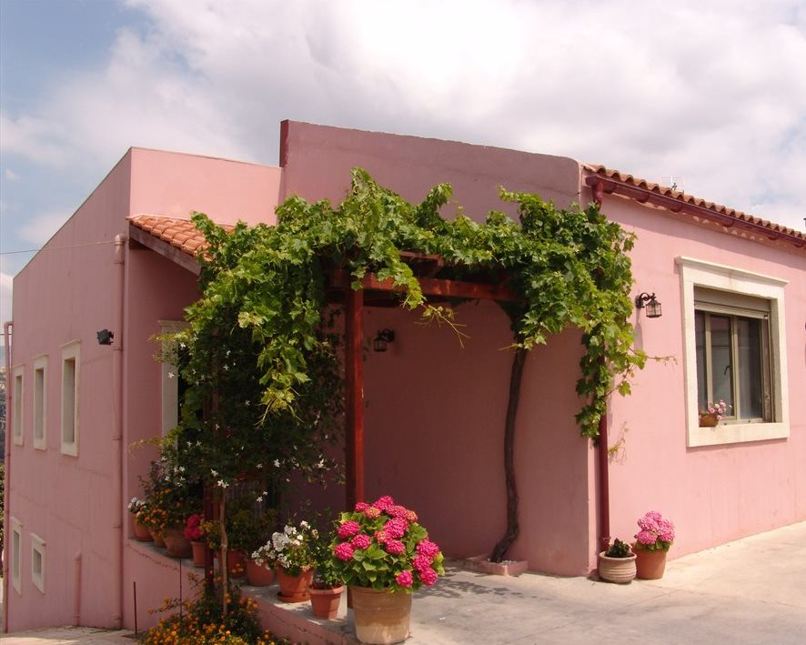Douloufakis winery, Crete Greece