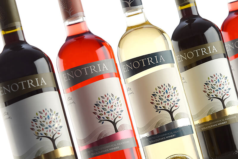 Daily wines from Crete, Greece value for money