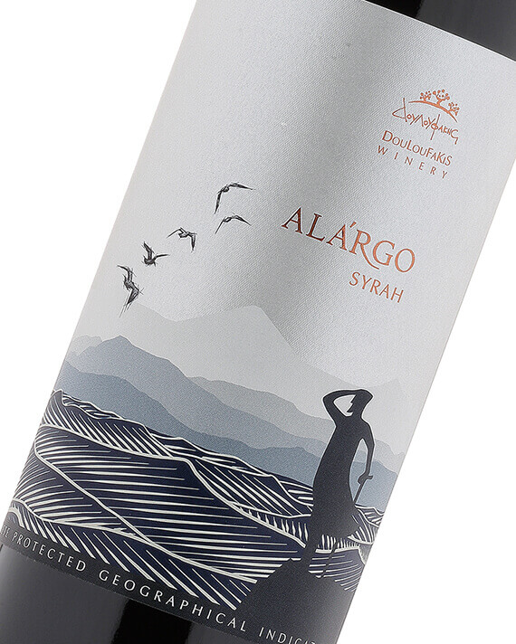 Douloufakis Alargo Red Dry wine