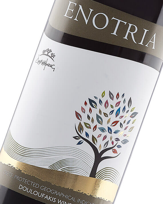 Enotria Red Dry wine
